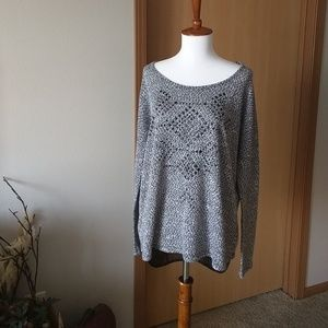 Charlotte Russe Light Sweater